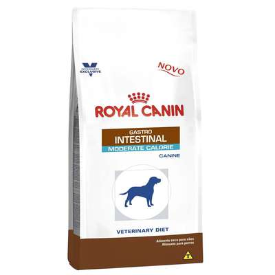 Ração Royal Canin Canine Veterinary Diet Gastro Intestinal Moderate Calorie