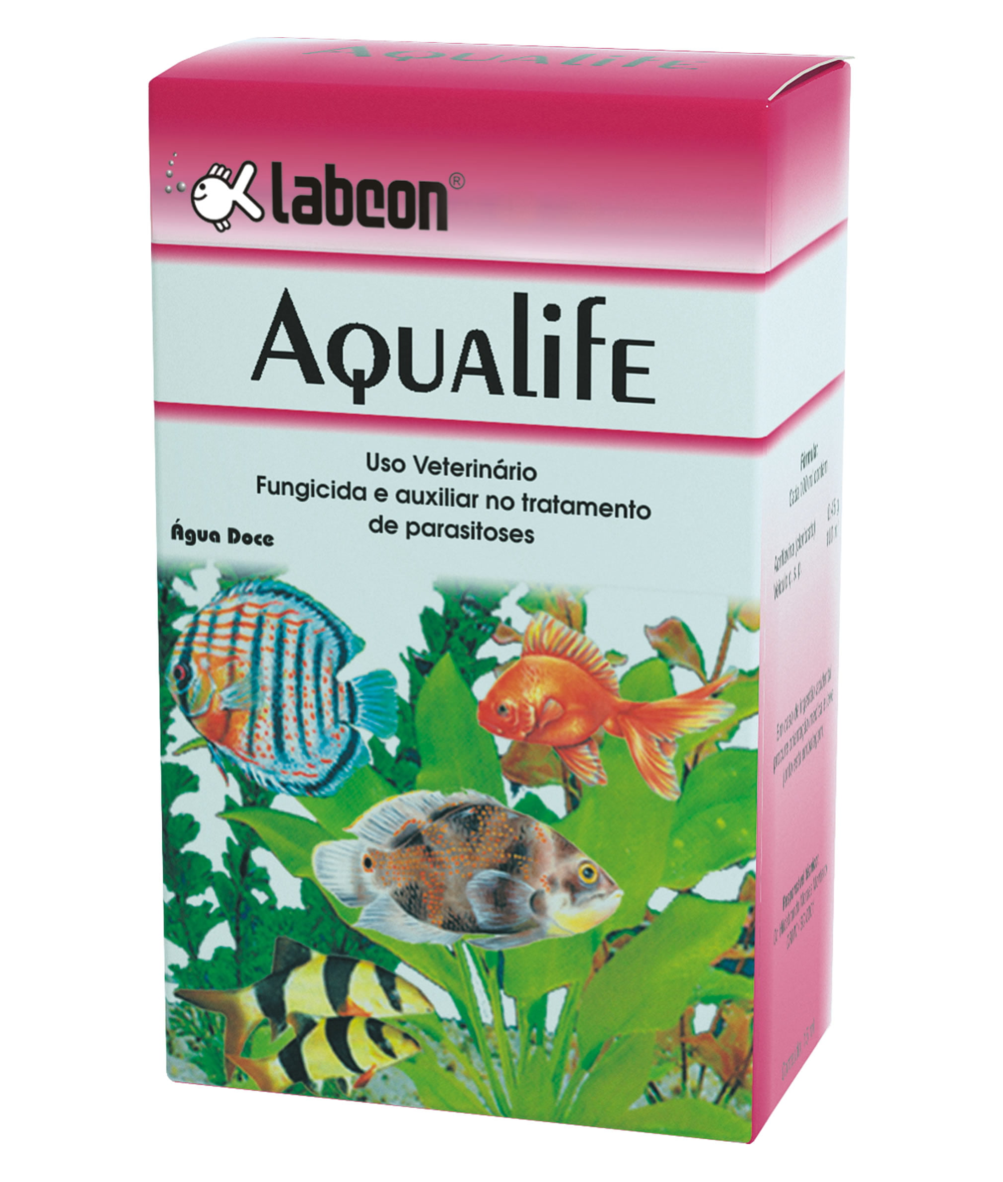 Fungicida Labcon Aqualife Alcon 15ml