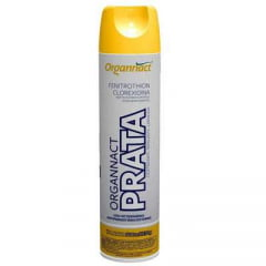 Antibacteriano Organnact Prata em Spray 500ML