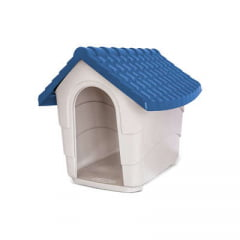 Casa Plast Pet House - Azul