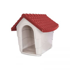 Casa Plast Pet House - Vinho