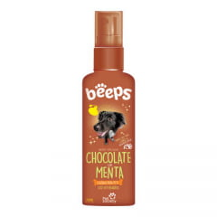 Deo Colônia Beeps Body Splash Pet Society Chocolate com Menta 120ML