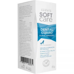 Dental Guard Pet Society Soft Care Suave Abrasão 85G