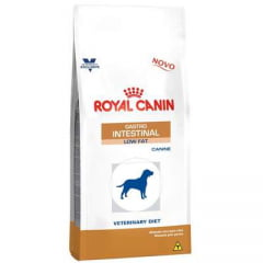 Ração Royal Canin Canine Veterinary Diet Gastro Intestinal Low Fat para Cães Adultos