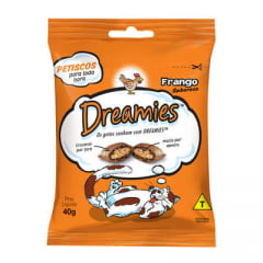 Petisco Dreamies Frango 40G